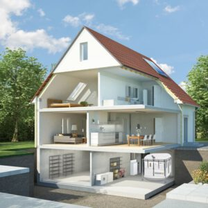 NANO-PK 6 tot 32 kW - huis