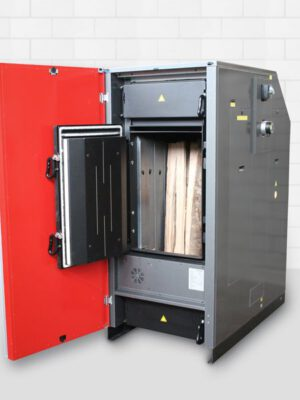 1 meter stukhoutketel Neo-MHV 30 tot 45 0 oven
