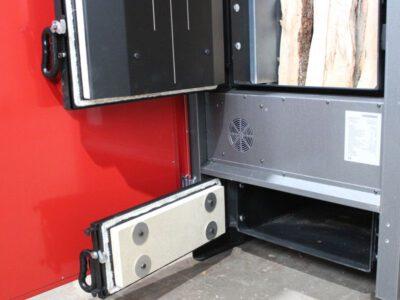 1 meter stukhoutketel Neo-MHV 30 tot 45 - as ruimte