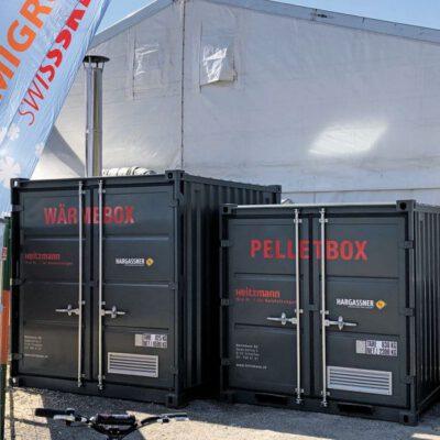 Hargassner Power Box II