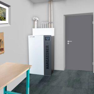 NANO-PK PLUS 6 tot 32 kW - ruimte