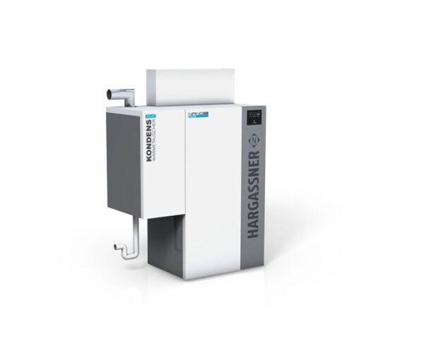 Pelletsverwarming NANO-PK PLUS 6 tot 32 kW