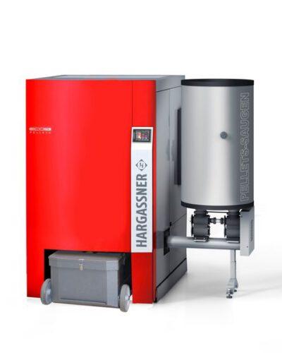 Pelletsverwarming ECO-PK 250-330 kW