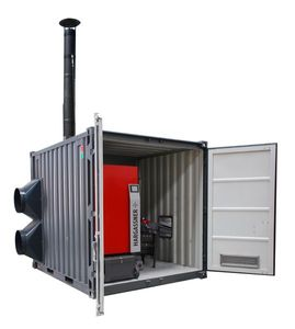 Mobiele verwarmingsunit – Power Box