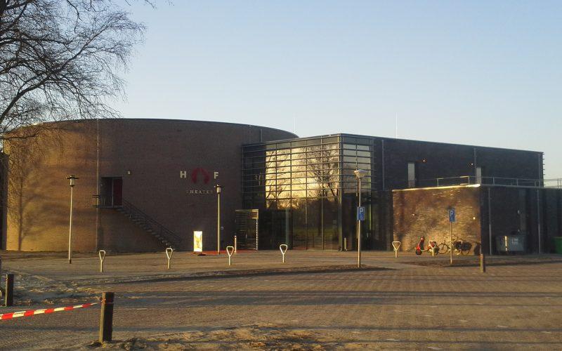 Verwarming Hoftheater